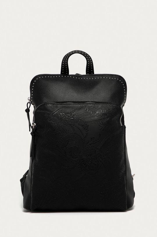 czarny Medicine - Plecak Damski