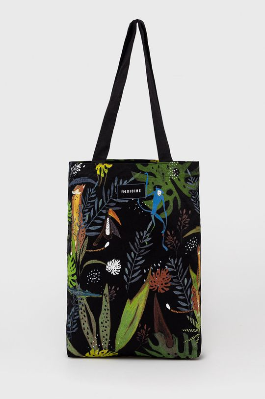vícebarevná Medicine - Kabelka Abstract Garden Dámský