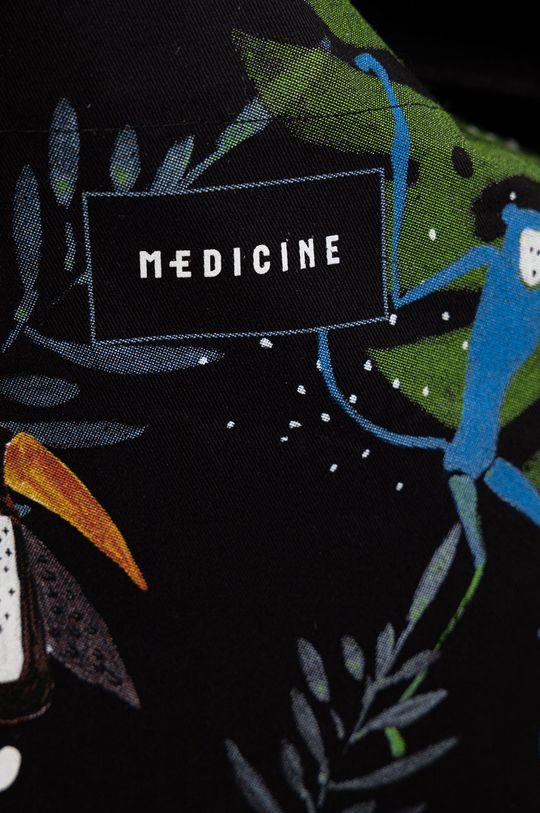 vícebarevná Medicine - Kabelka Abstract Garden