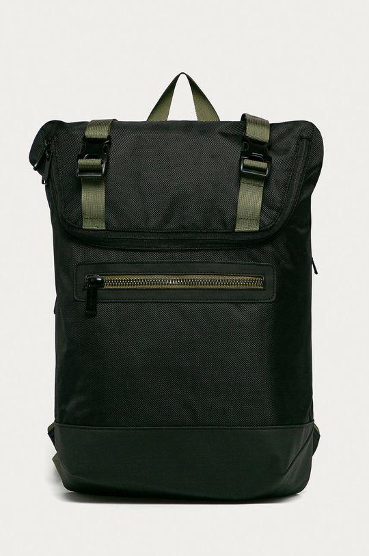 czarny Medicine - Plecak Comfort Classic Męski