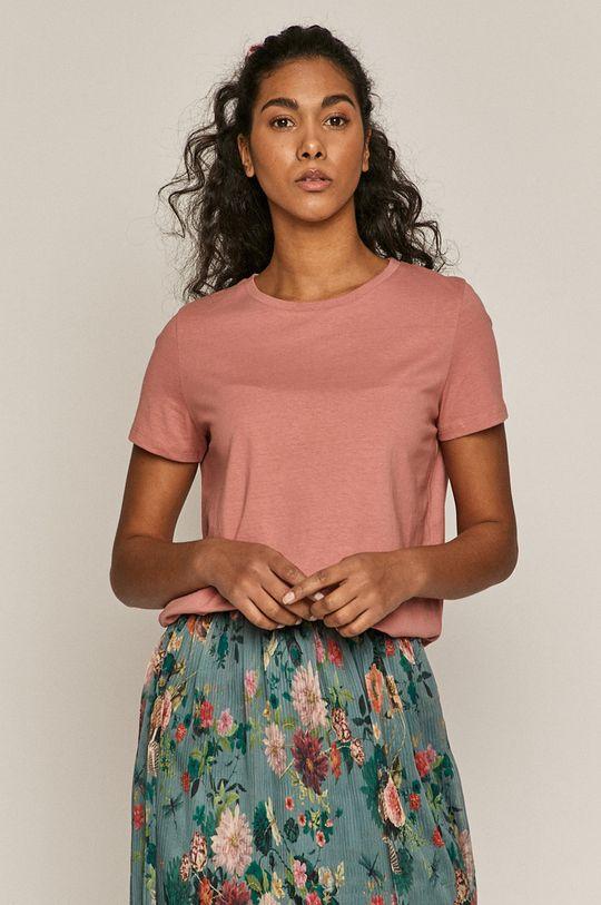 czerwony róż Medicine - T-shirt Basic Damski