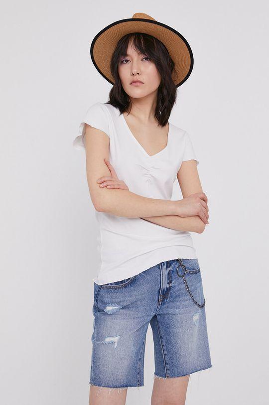 biały Medicine - T-shirt Basic Damski