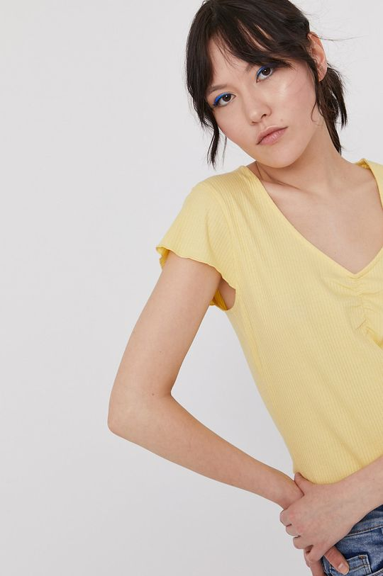 jasny żółty Medicine - T-shirt Basic