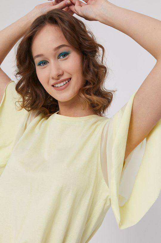 jasny żółty Medicine - T-shirt Basic Damski
