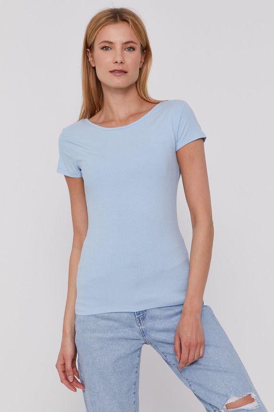 albastru pal Medicine - Tricou Basic