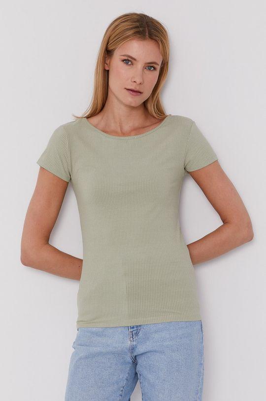 blady zielony Medicine - T-shirt Basic