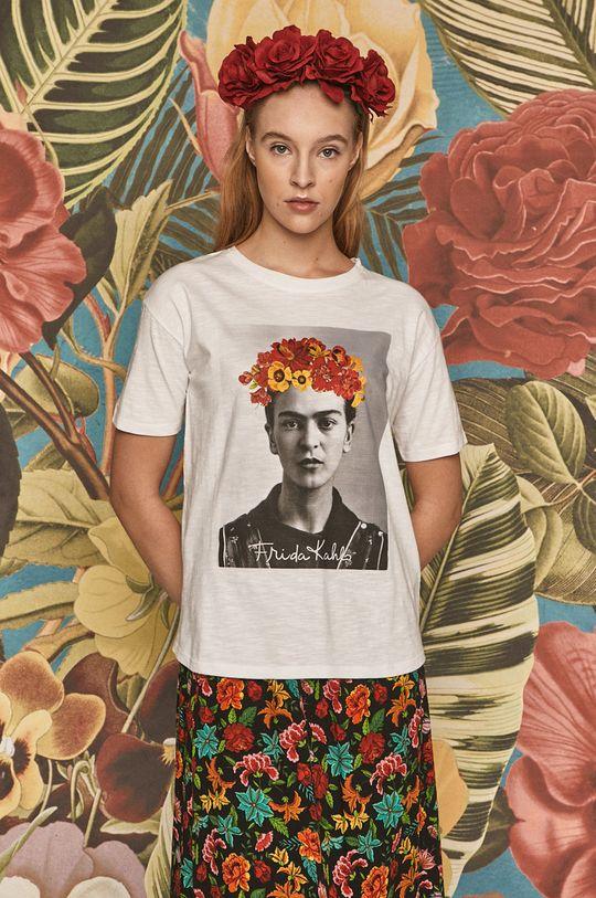 biela Medicine - Tričko Frida Kahlo Dámsky
