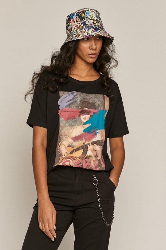 Medicine - T-shirt Divine Love czarny
