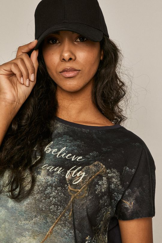cyraneczka Medicine - T-shirt Divine Love