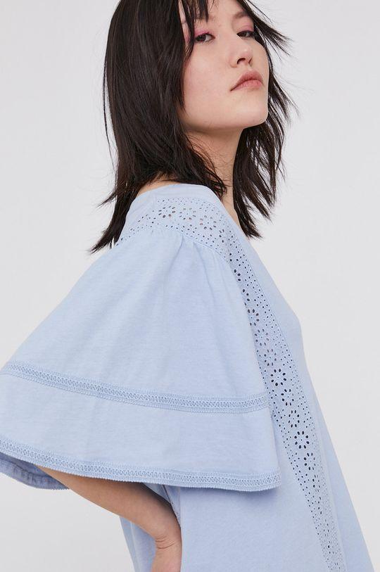 blady niebieski Medicine - T-shirt Summer Linen Damski