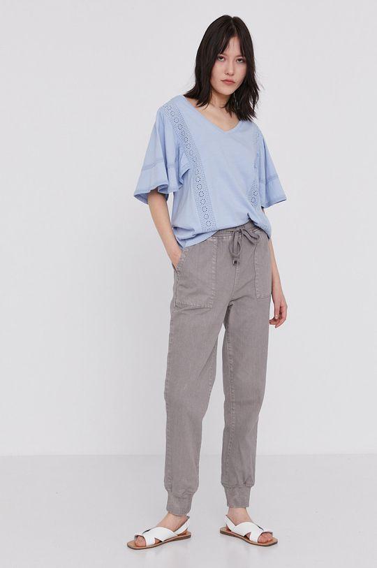 Medicine - T-shirt Summer Linen blady niebieski