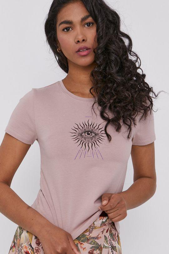 pastelowy różowy Medicine - T-shirt Magical Feelings