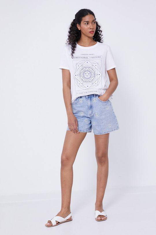 biały Medicine - T-shirt Magical Feelings Damski