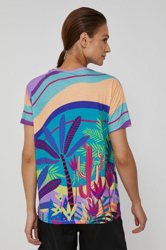 Medicine - Tričko Abstract Garden vícebarevná