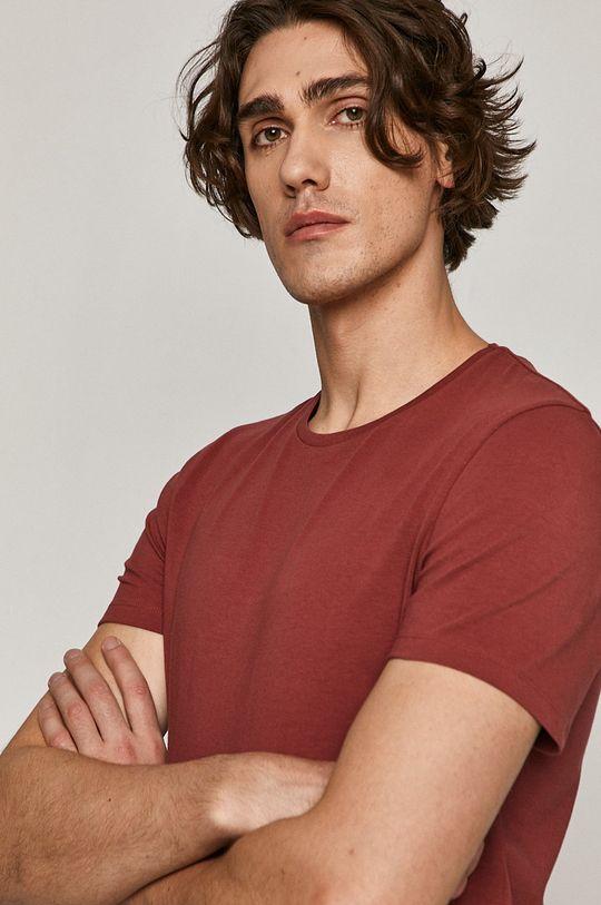 winogronowy Medicine - T-shirt Basic Męski