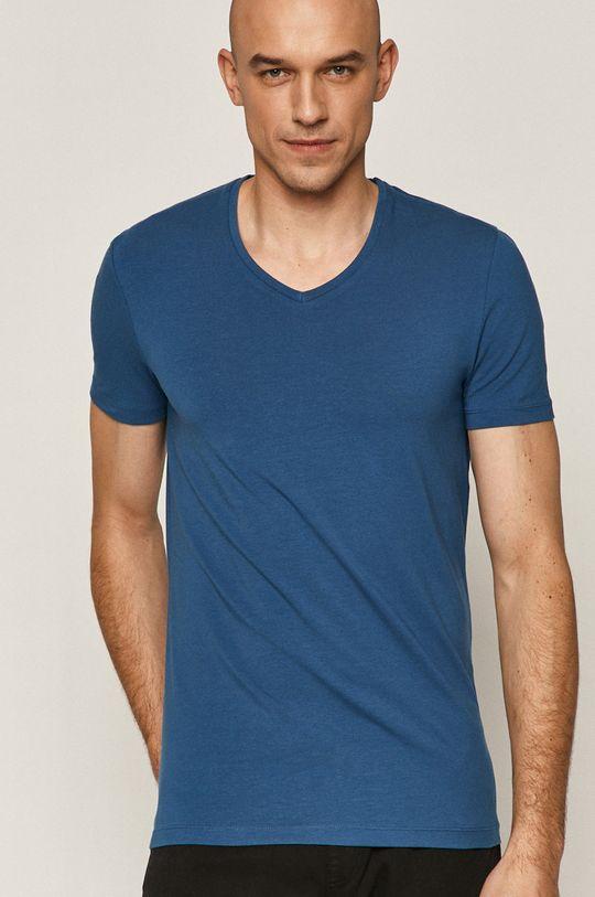 modrá Medicine - Tričko Basic Pánsky