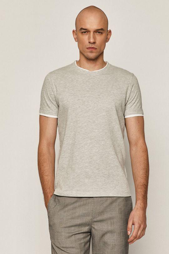 jasny szary Medicine - T-shirt Basic Męski