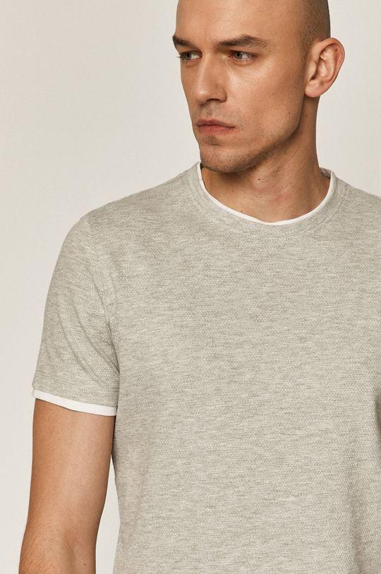 jasny szary Medicine - T-shirt Basic