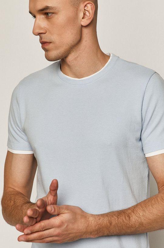světle modrá Medicine - Tričko Basic Pánský