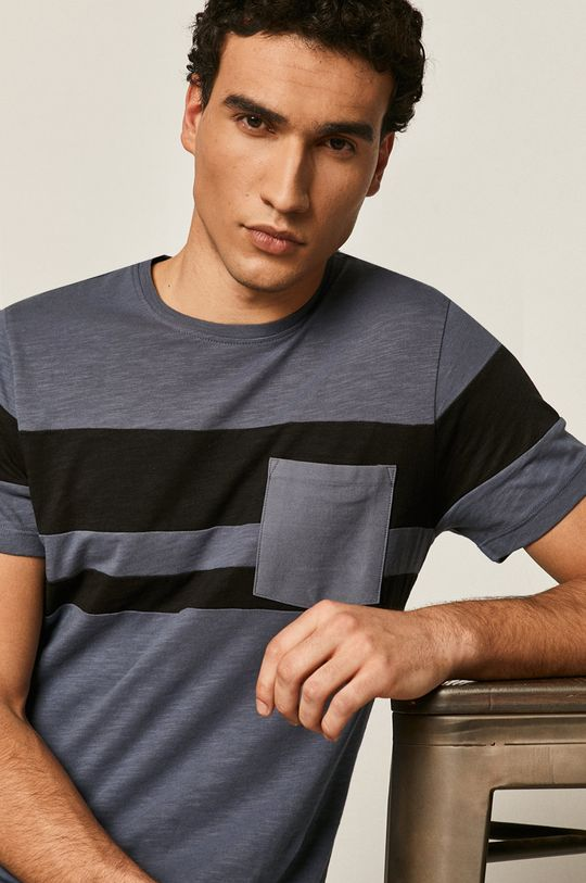 niebieski Medicine - T-shirt Basic Męski