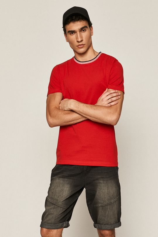 červená Medicine - Tričko Basic
