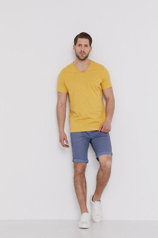 Medicine - Tričko Basic žlutá
