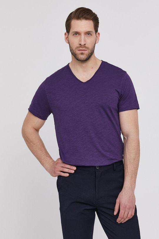 Medicine - Tričko Basic fialová