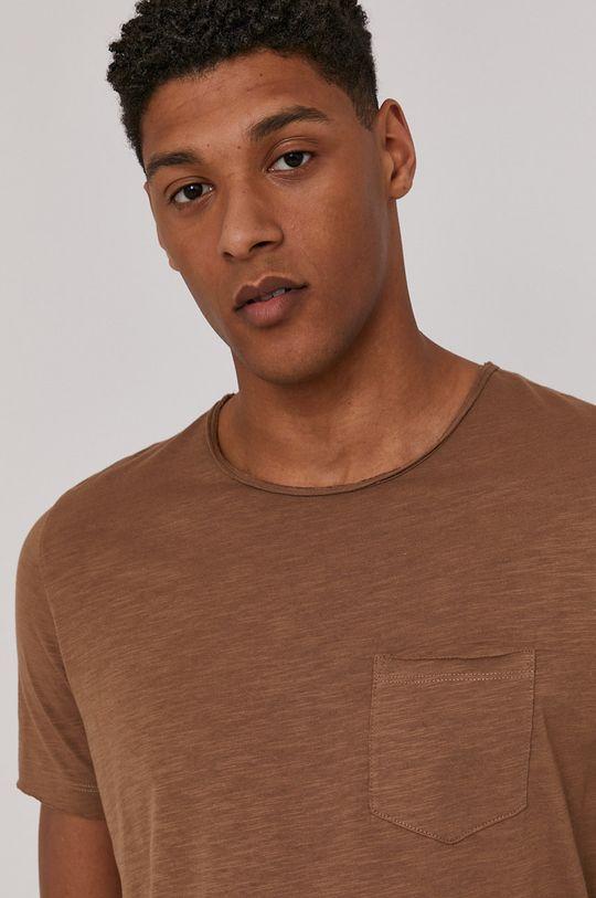 brudny brązowy Medicine - T-shirt Basic Męski