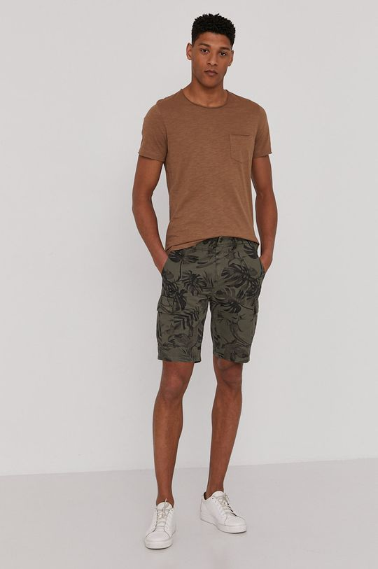 Medicine - T-shirt Basic brudny brązowy