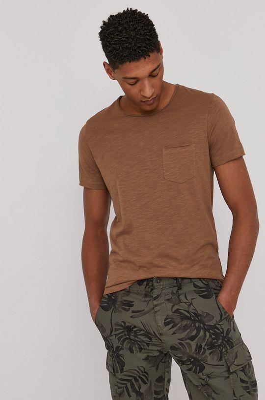 brudny brązowy Medicine - T-shirt Basic