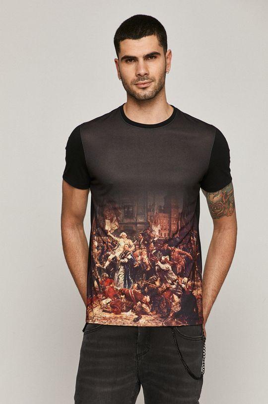 Medicine - T-shirt EVIVA L'ARTE czarny