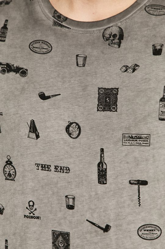 Medicine - T-shirt Whiskey Bar Męski