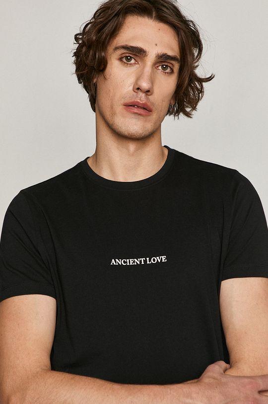 czarny Medicine - T-shirt Valentines