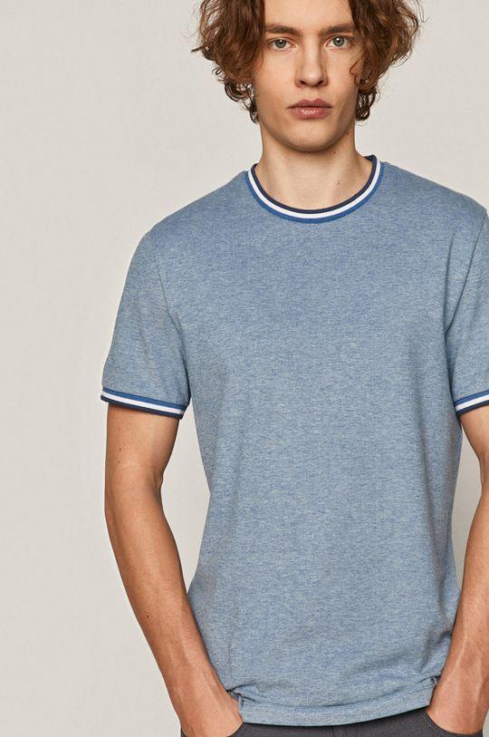albastru pal Medicine - Tricou Comfort Classic De bărbați