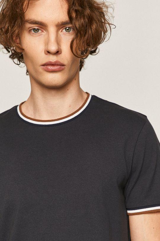 granatowy Medicine - T-shirt Comfort Classic
