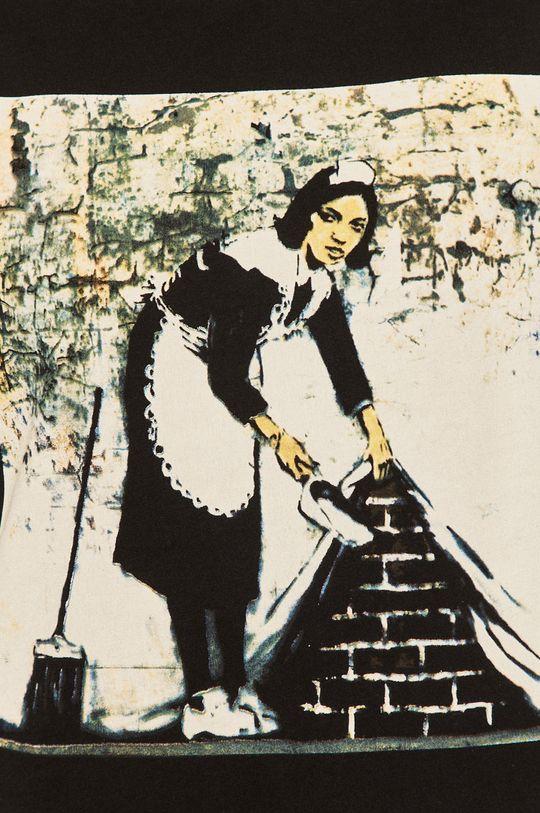 Medicine - Tričko Banksy's Graffiti Pánsky