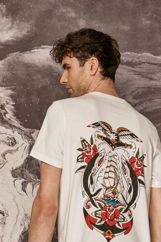alb Medicine - Tricou by Gruby Kruk, Tattoo Art De bărbați