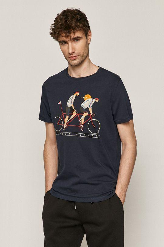 Medicine - T-shirt Retro Cool granatowy