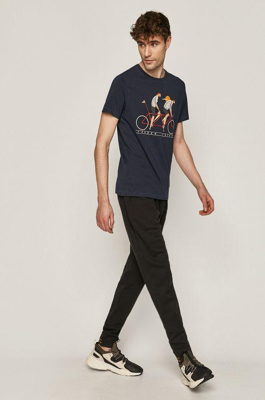 granatowy Medicine - T-shirt Retro Cool