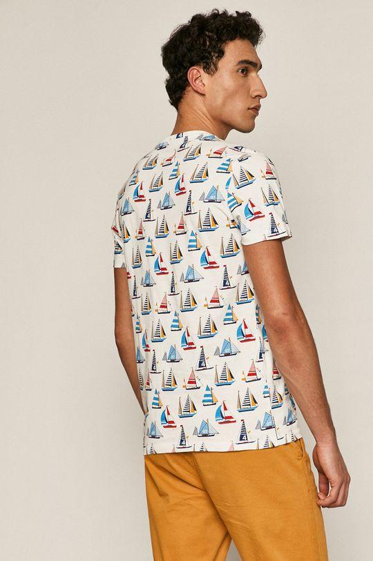 Medicine - T-shirt Ships & Maps 100 % Bawełna organiczna