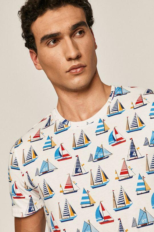 Medicine - T-shirt Ships & Maps Męski