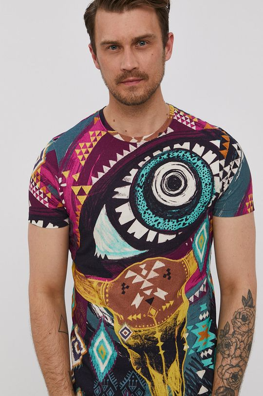 multicolor Medicine - Tricou Indian Spring De bărbați