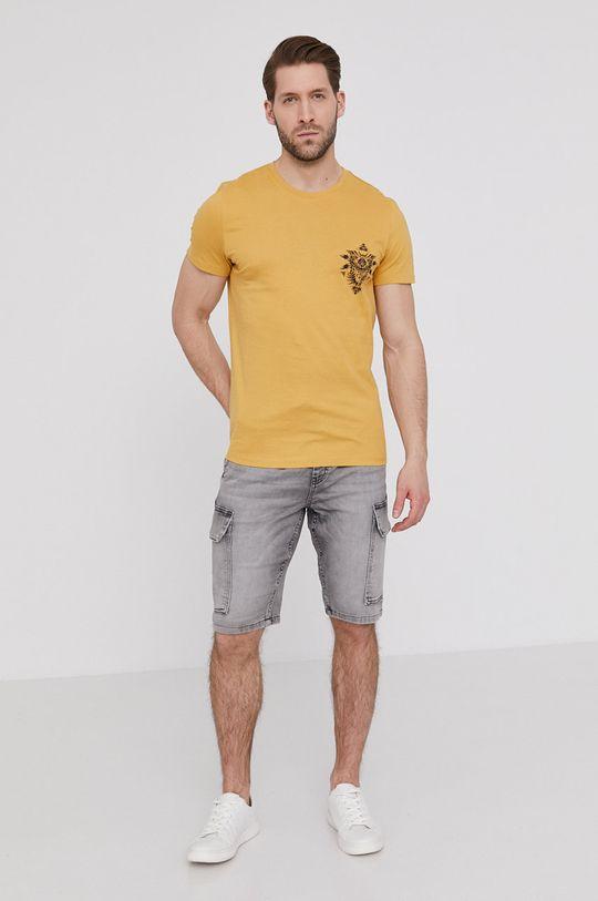 Medicine - T-shirt Indian Spring żółty