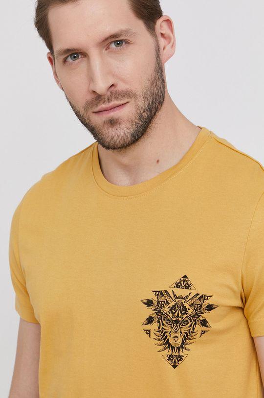 żółty Medicine - T-shirt Indian Spring