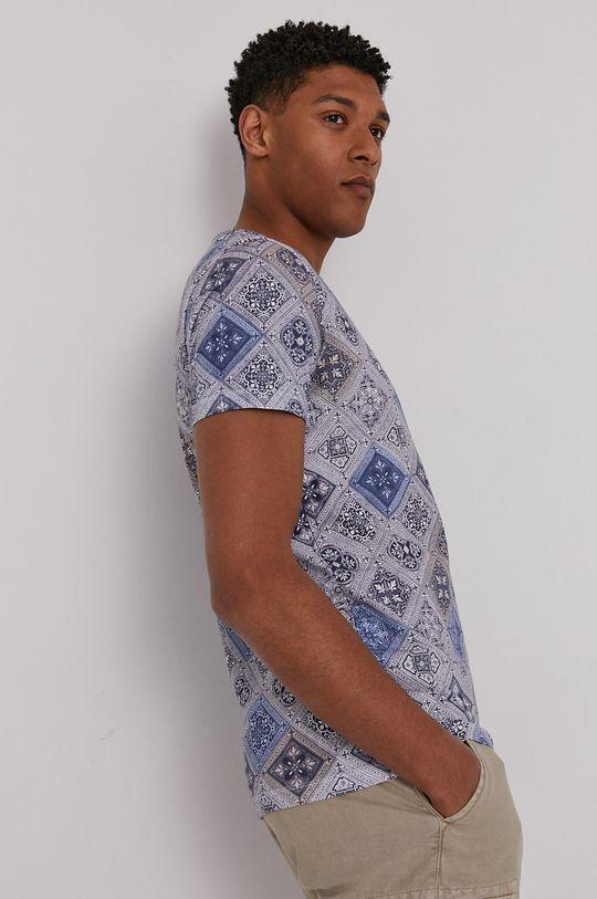 biały Medicine - T-shirt Modern Africa Męski