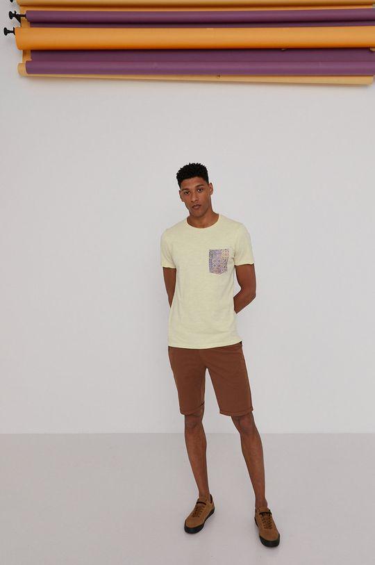 blady zielony Medicine - T-shirt Modern Africa