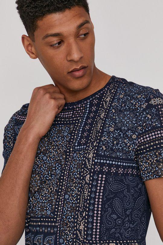 granatowy Medicine - T-shirt Modern Africa