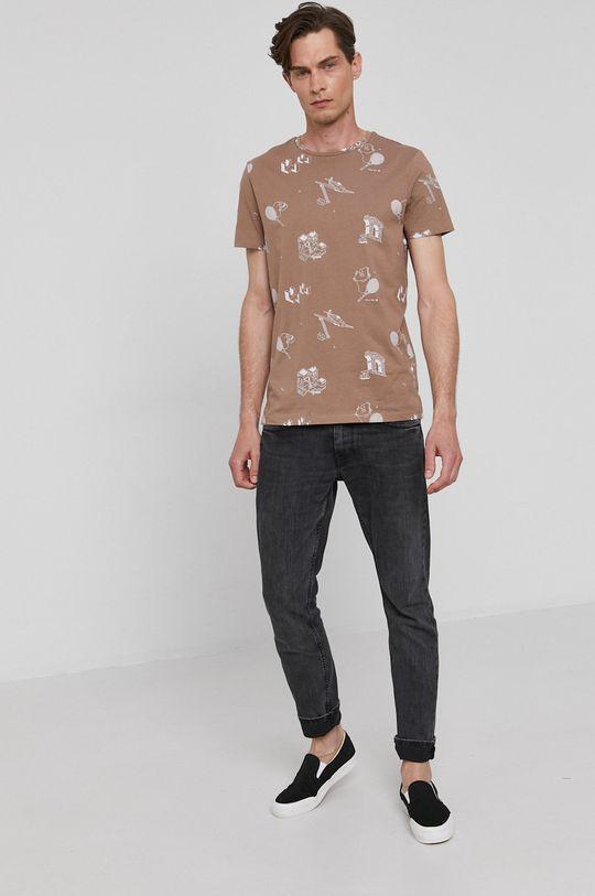 Medicine - T-shirt Basic beżowy