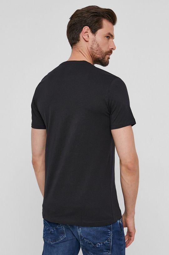 Medicine - T-shirt Basic <p>T-shirt czarny/ biały/ fioletowy/ beżowy: 100% Bawełna organiczna  T-shirt szary: 90% Bawełna organiczna, 10% Wiskoza</p>