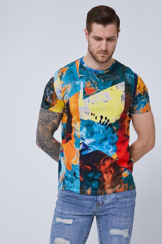 multicolor Medicine - T-shirt Summer Vibes Męski